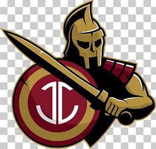 Johns Creek High School Logo Gladiator Mascot National Secondary School PNG