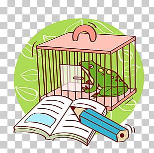 Cage Stock Illustration PNG