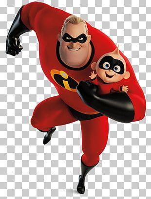 Jack-Jack Parr The Incredibles The Walt Disney Company Pixar Film PNG