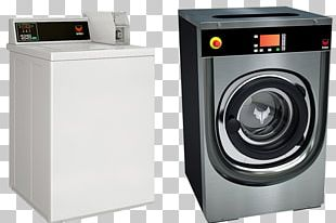 Washing Machines Laundry Clothes Dryer Ironing PNG