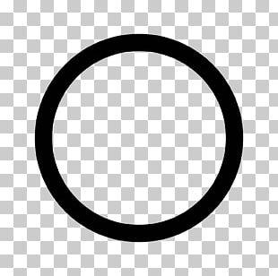 Full Moon Astrological Symbols Lunar Phase PNG