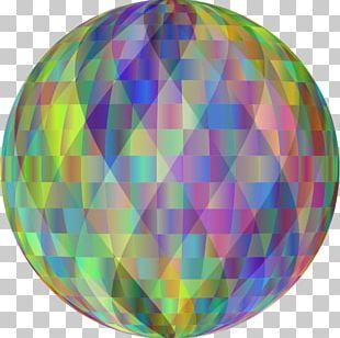 Sphere Spherical Geometry Desktop PNG