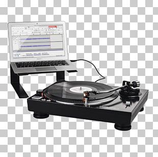Turntable Phonograph Record Disc Jockey Turntablism DJ Mixer PNG