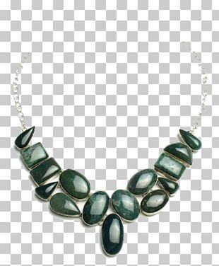 Heliotrope Necklace Jewellery Gemstone Birthstone PNG