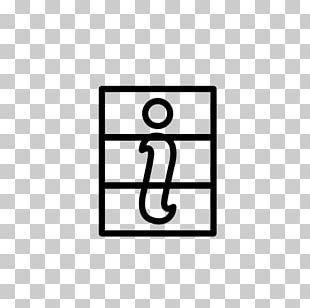 Line Number Angle Brand Black M PNG