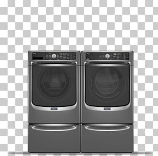 Washing Machines Clothes Dryer Combo Washer Dryer Maytag Laundry PNG