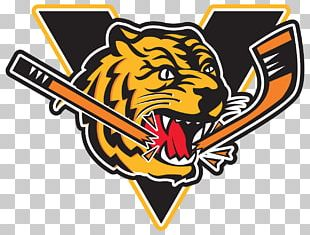 Victoriaville Tigers Logo PNG