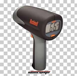 Radar Gun Speed Velocity Bushnell Corporation Miles Per Hour PNG