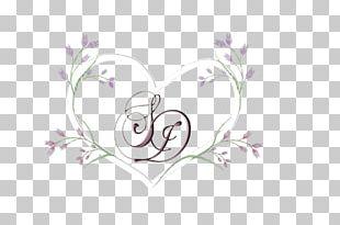Art Logo Wedding PNG