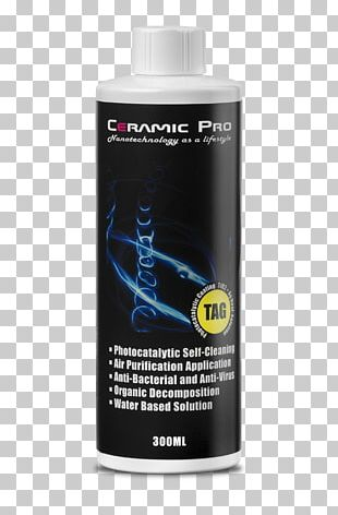 Ceramic Pro Car Protection Nanoceramic Bacteria PNG