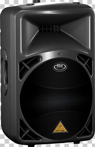 Loudspeaker Powered Speakers Public Address Systems Behringer Eurolive B-D Series 1500W PNG