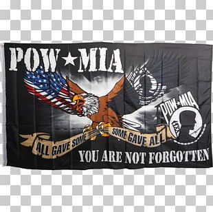 National League Of Families POW/MIA Flag Missing In Action Prisoner Of War T-shirt PNG