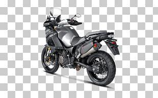 Exhaust System Yamaha Motor Company Ténéré Car Akrapovič PNG