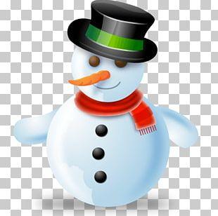 Snowman Christmas Santa Claus Computer Icons PNG