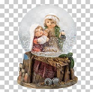 Nativity Scene Christmas Ornament Snow Globes Nativity Of Jesus PNG