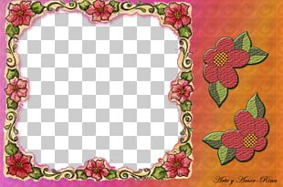 Flower Floral Design Frames Photography PNG