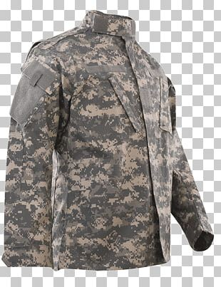 Military Camouflage Army Combat Uniform T-shirt Military Uniform PNG