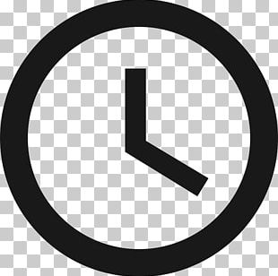 Clock Computer Icons Font Awesome PNG