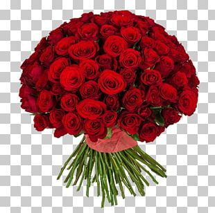 Flower Bouquet Garden Roses Tulip Gift PNG