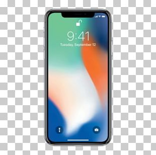 IPhone X IPhone 8 Smartphone Apple IOS 11 PNG