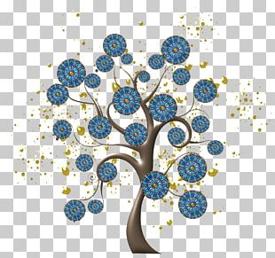 Mandala Tree Visual Arts PNG