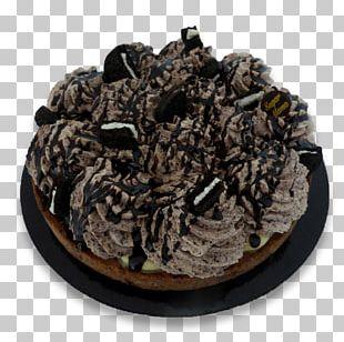 Chocolate Cake Frozen Dessert PNG