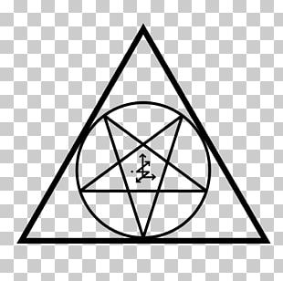 Lucifer Pentagram Satanism Sigil Of Baphomet PNG