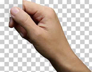 Thumb Gift Card Hand PNG