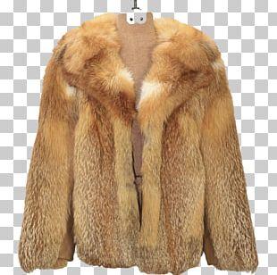 American Mink Fur Clothing Coat Jacket PNG