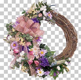 Floral Design Flower Bouquet Cut Flowers Wreath PNG
