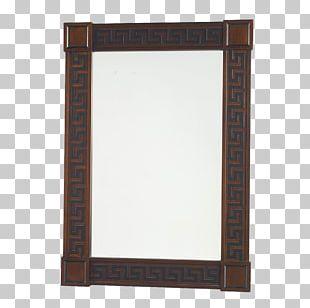 Frames Mirror Framing Wood Light PNG