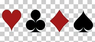 Set Playing Card Suit Symbol PNG
