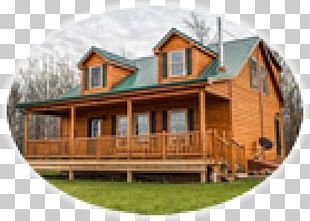Tennessee Modular Building House Log Cabin Prefabricated Home PNG