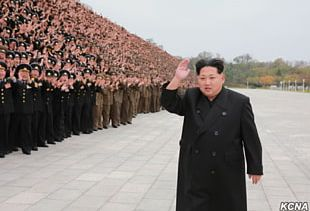Pyongyang South Korea United States Korean People's Army Korean Central News Agency PNG