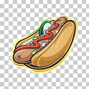Hot Dog Junk Food Fast Food French Fries PNG
