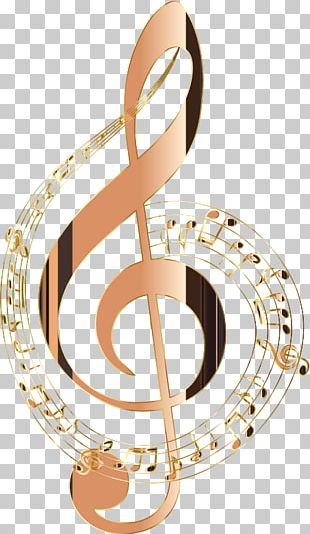 Musical Note Clef Treble PNG
