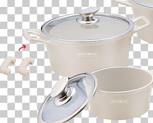 Cookware Ceramic Frying Pan Lid Kitchen Utensil PNG