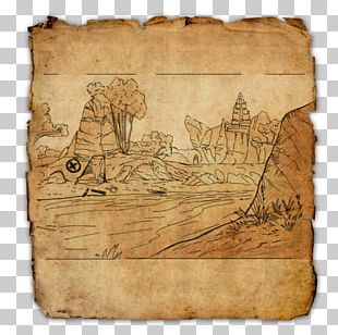 Elder Scrolls Online: Morrowind The Elder Scrolls Online: Summerset Treasure Map The Elder Scrolls III: Morrowind PNG