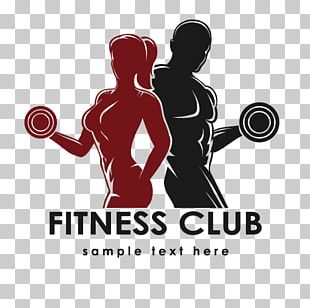 Physical Fitness Logo Fitness Centre Bodybuilding PNG