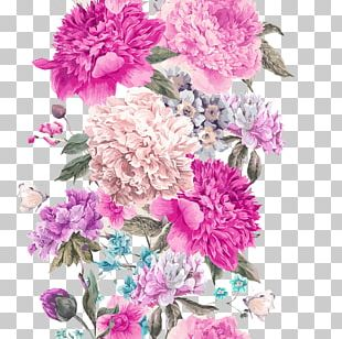 Flower Watercolor Painting Stock Illustration Illustration PNG
