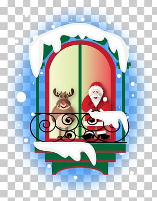 Santa Claus Christmas Ornament Christmas Decoration PNG