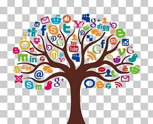 Social Media Marketing Icon PNG