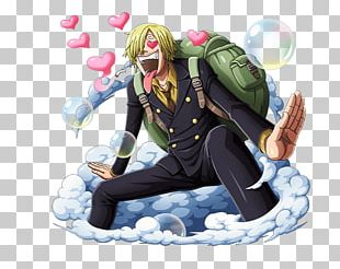 Vinsmoke Sanji Monkey D. Luffy One Piece Treasure Cruise Straw Hat Pirates PNG