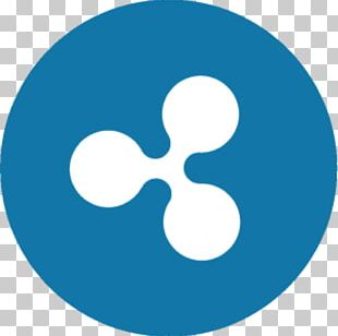 Ripple Cryptocurrency Coinbase Blockchain Bitcoin PNG