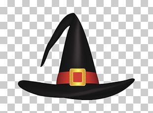 Witch Hat Halloween PNG