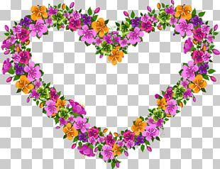 Wreath Spring Flower PNG