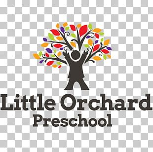 Little Orchard Preschool Education Logo PNG