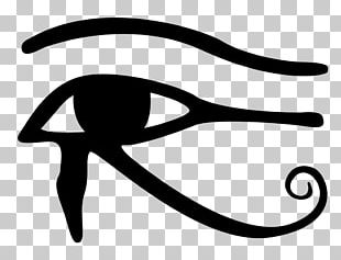 Ancient Egypt Eye Of Horus Wadjet Symbol PNG