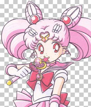 Chibiusa Sailor Moon Sailor Mars Sailor Jupiter ChibiChibi PNG