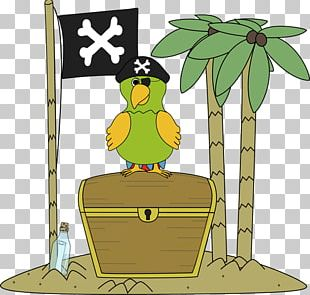 Treasure Island Piracy Buried Treasure PNG